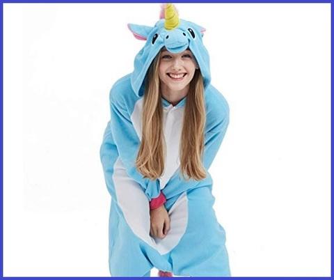 Pigiama unicorno donna adulto