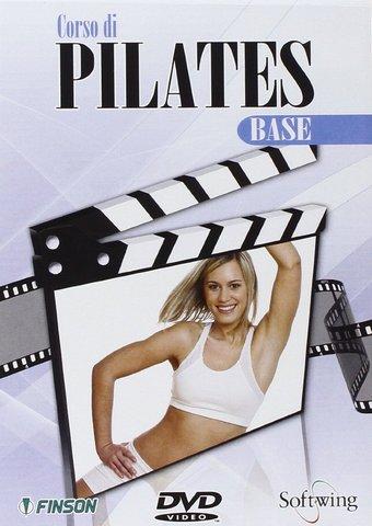 Corso di pilates completo in 3 dvd