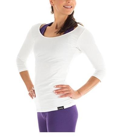Maglietta Per Yoga O Pilates Comoda