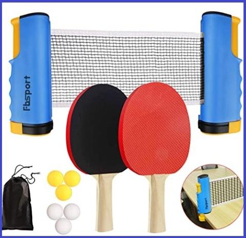 Ping pong set da tavolo