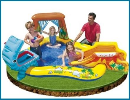 Piscine gonfiabili per bambini grandi sconti piscine - Piscine gonfiabili per bambini ...