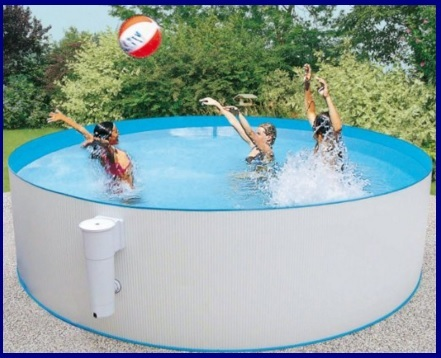 piscine fuori terra rigide giardino grandi sconti