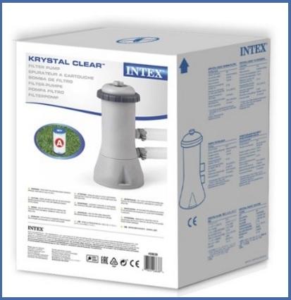 Pompe con filtro per piscine gonfiabili
