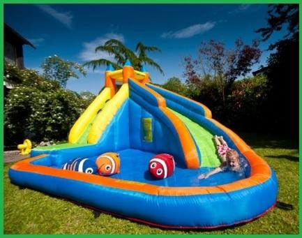 Piscine gonfiabili alte e con scivolo grandi sconti piscine fuori terra offerte speciali - Piscine x bambini ...