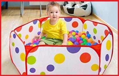 Piscina Grande Con Palline Per Bambini