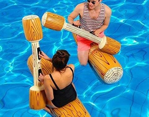 Gonfiabili piscina adulti e bambini