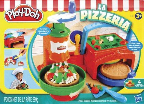Playdoh la famosa pizzeria