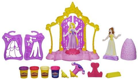Play-doh boutique di moda principesse
