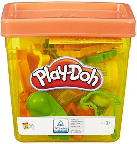 Play-doh secchiello grande pasta da modellare