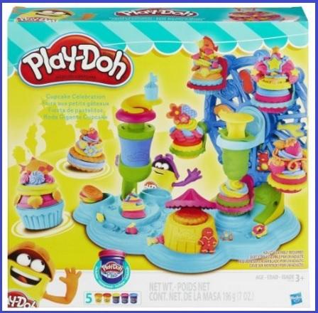 Play doh fabbrica dei dolci