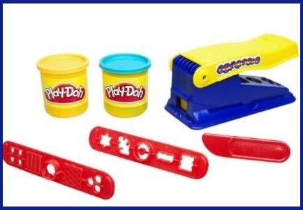 Plastilina Per Bambini Con Formine Della Play Doh