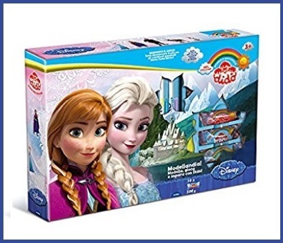 Play Doh Frozen Bambine