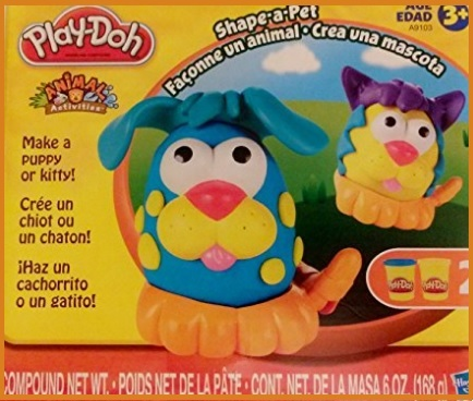 Play Doh Plastilina Animali