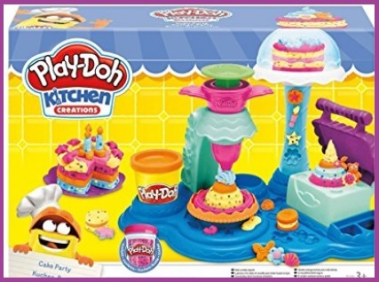 Plastilina Per Bambini Hasbro