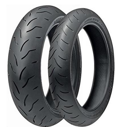 Bridgestone pneumatico 180/55zr17