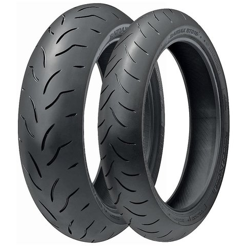 Bridgestone pneumatico 120/70 ottima aderenza