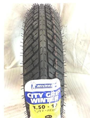 Pneumatico Michelin Per Scooter Per L'inverno City