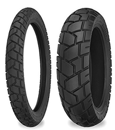 Pneumatici shinko sport rear tire dual 120/90
