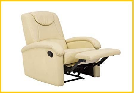 Poltrona relax reclinabile elettrica