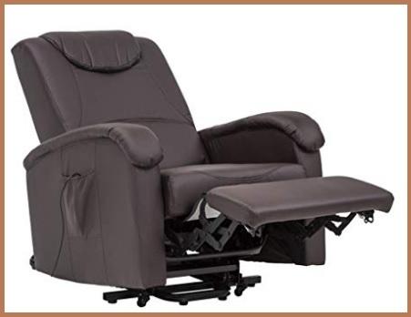 Poltrona relax reclinabile massaggiante