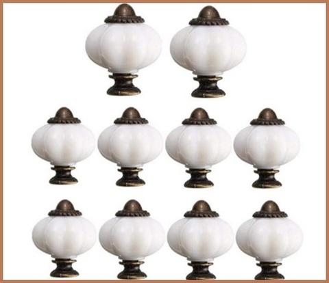 Pomello ceramica vintage