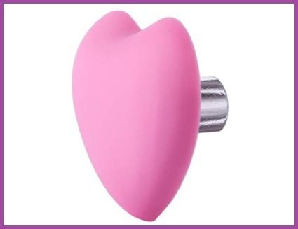 Pomello a forma di cuore