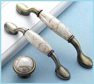 Pomello marmo mobili