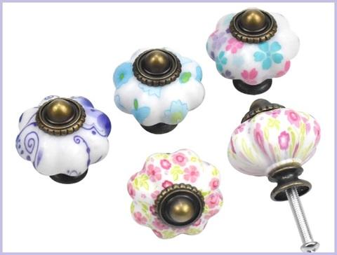 Pomelli ceramica per mobili