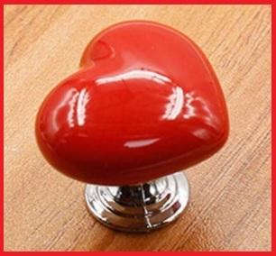 Pomelli cuore rosso