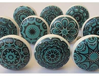 Pomelli verdi per mobili