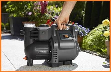 Pompa a pressione elettronica per irrigazione