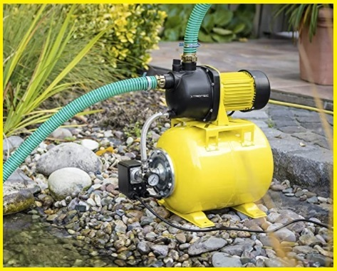 Pompa Autoclave Per Irrigazione Giardino