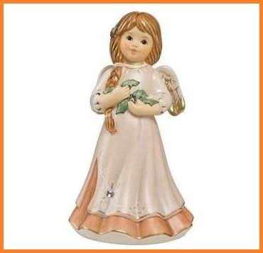 Porcellana goebel angelo