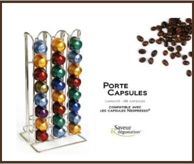 Porta Cialde Caffè In Verticale E Ordinato