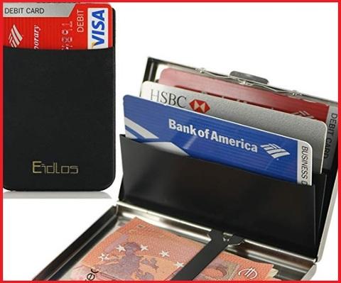 Porta Carte Di Credito E Fermasoldi