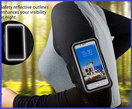 Porta Cellulare Bici Corsa