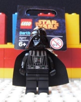 Portachiavi lego star wars darth vader
