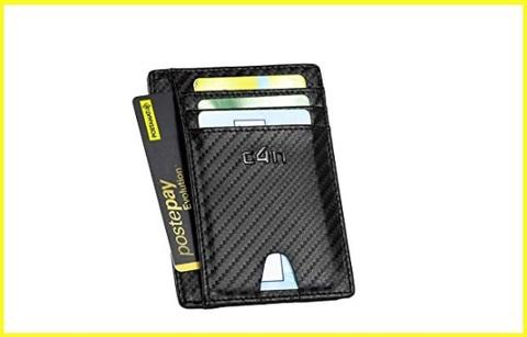 Porta carte di credito anticlonazione