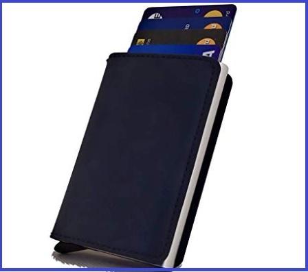 Porta carte di credito schermato