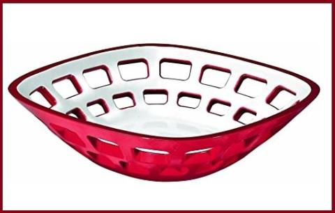 Portapane guzzini rosso