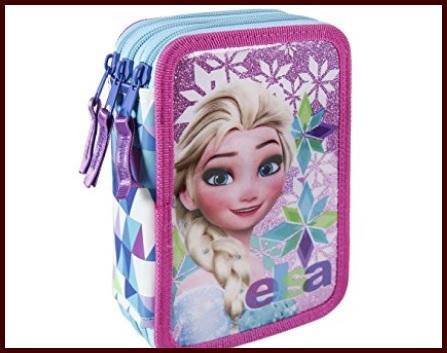 Portapenne A 3 Cerniere Frozen