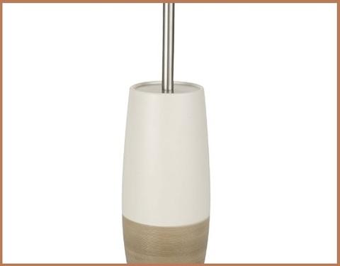 Portascopino wc ceramica