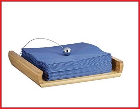 Porta tovaglioli da tavola legno