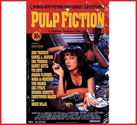 Poster film cult