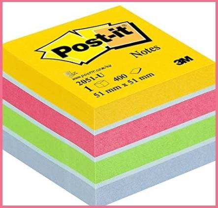Post It Pastello Grandi Classici