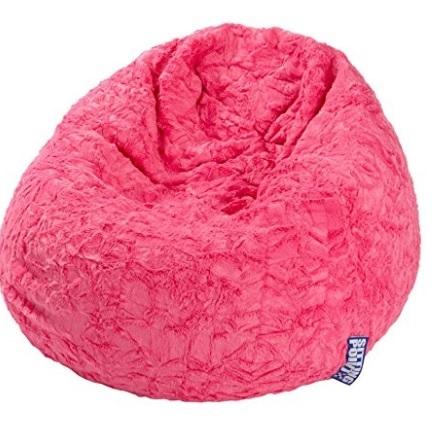 Poltrona fluffy comoda e perfetta in casa