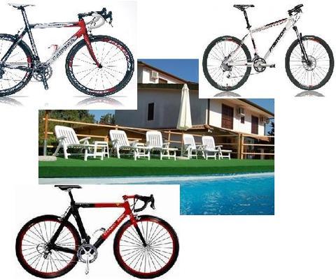 Biciclette In Hotel Per Cicloturismo
