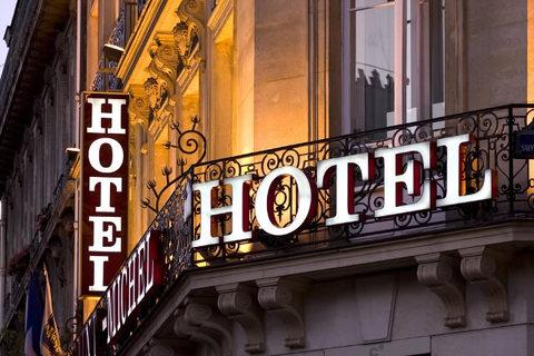 Camere Con Balconi In Hotel