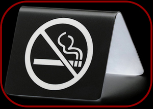 Camere non fumatori in hotel