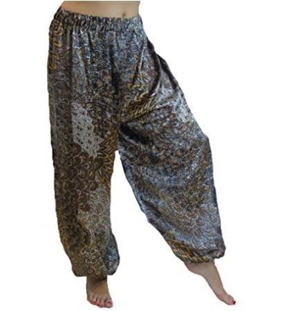 Pantalone tuta per danza del ventre o yoga